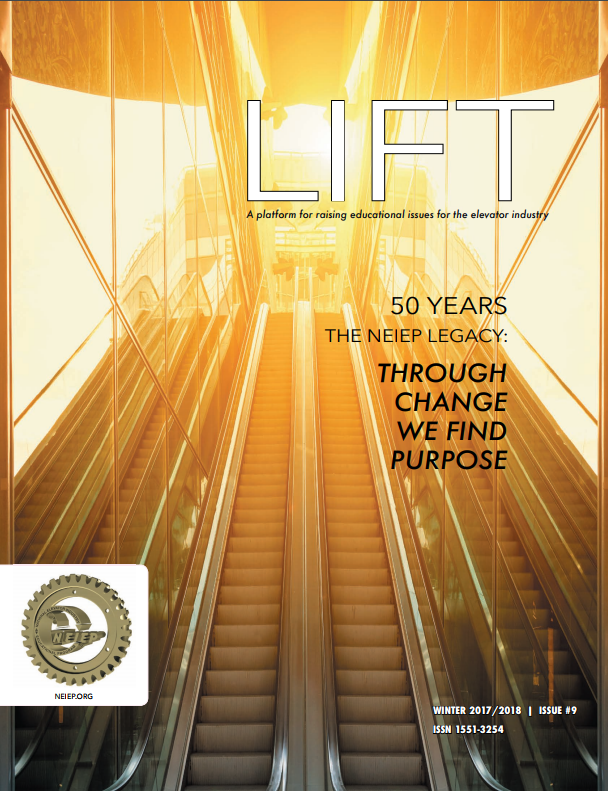 Lift Issue 9